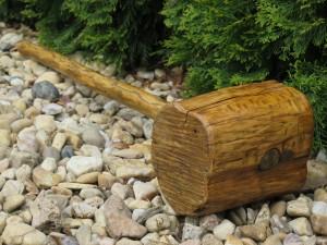 Dřevěná palice