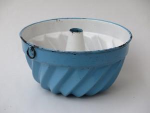 Modrý smalt BÁBOVKA