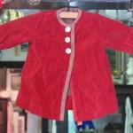 Kabátek pro panenky