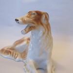 Soška psa - CHRTA, Royal DUX