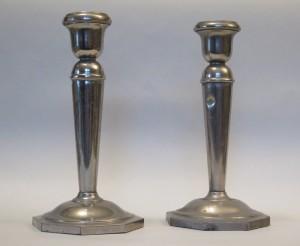 Dva staré svícny